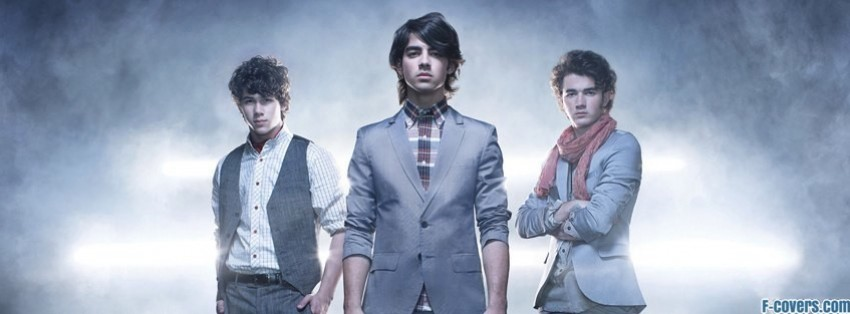 the jonas brothers facebook cover