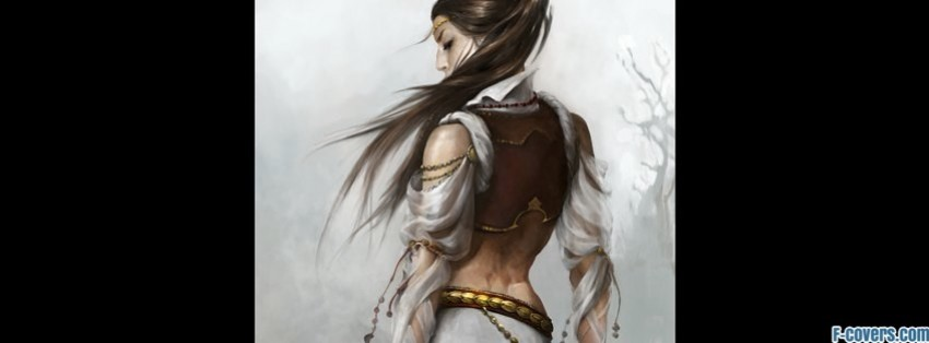 the kings crusade princess full body facebook cover