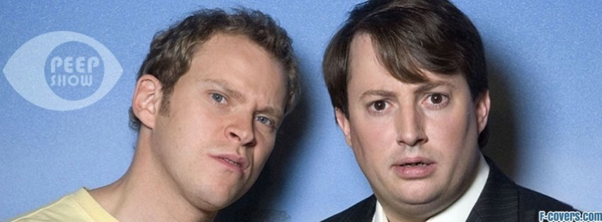 the peep show facebook cover