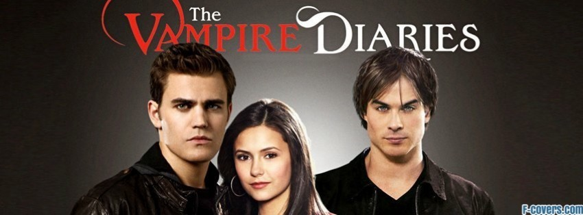 the vampire diaries facebook cover