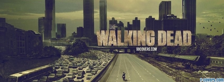 the walking dead 2 facebook cover