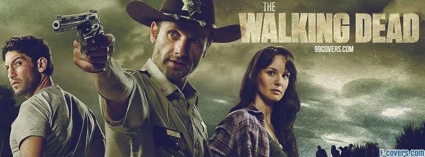 the walking dead shane rick lori facebook cover