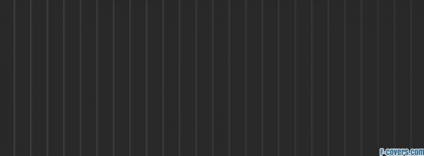thick and thin dark grey stripes pattern facebook cover