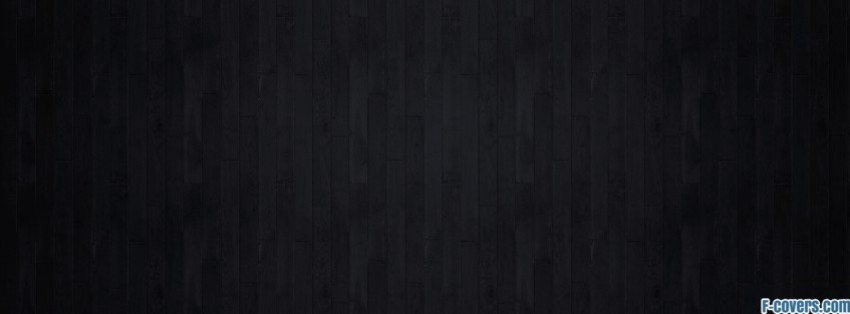 thin black wood pattern facebook cover
