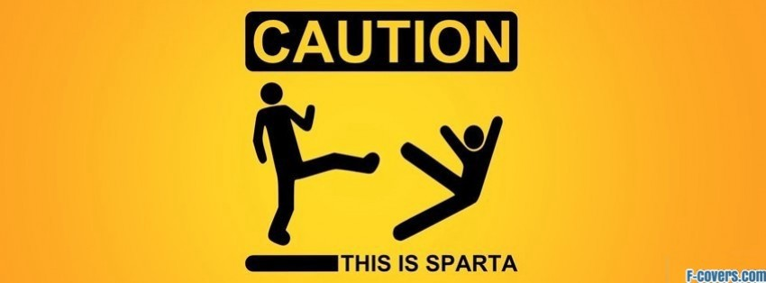 this is sparta 3 facebook cover
