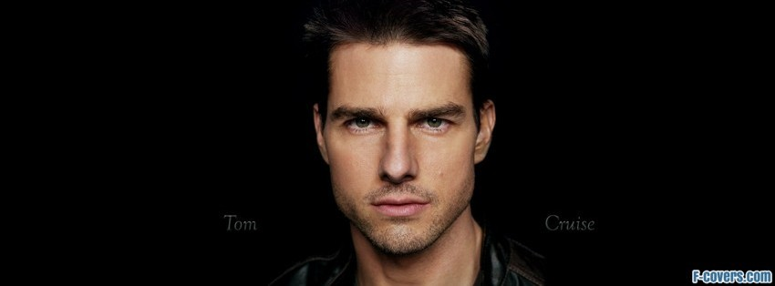 tom cruise facebook cover