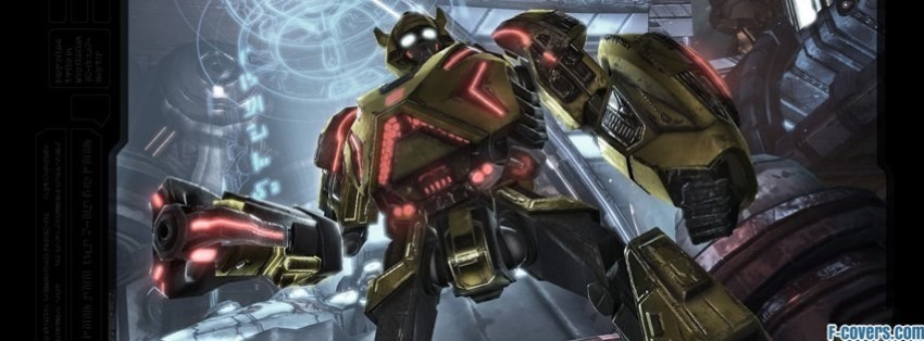transformers war for cybertron bumblebee costume facebook cover