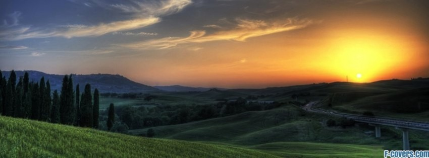 tuscany facebook cover