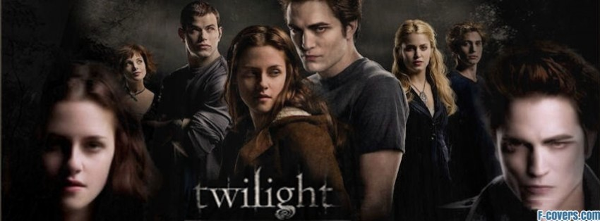twilight movie facebook cover