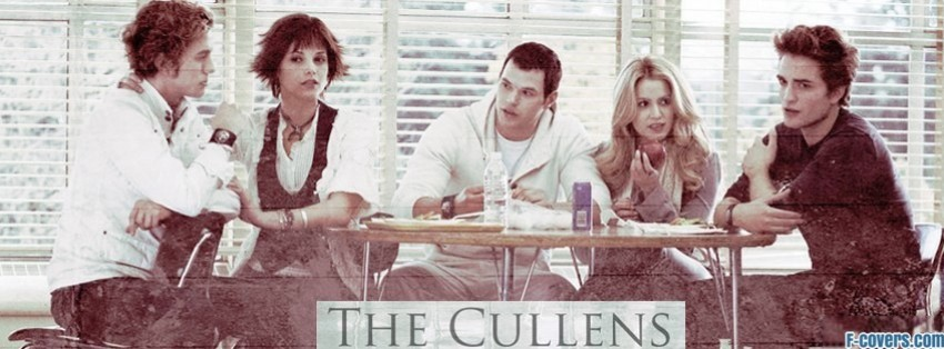 twilight the cullens facebook cover