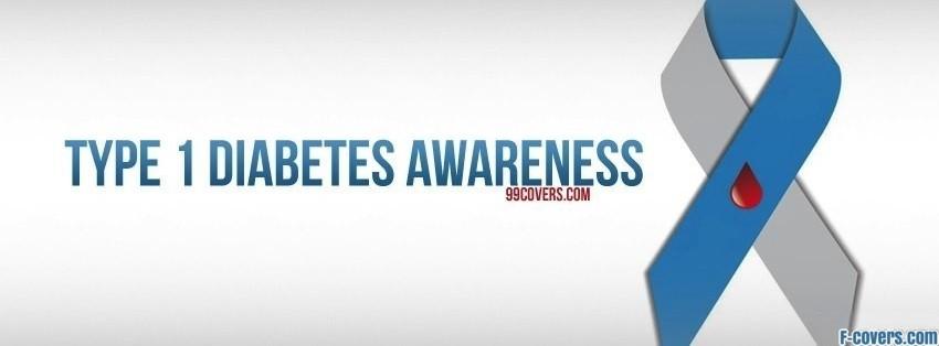 type 1 diabetes awareness facebook cover