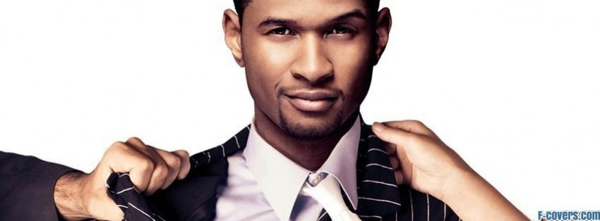 usher facebook cover