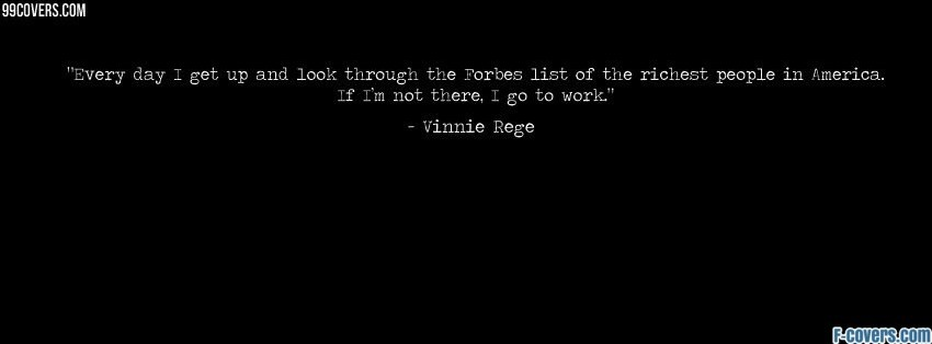 vinnie rege facebook cover