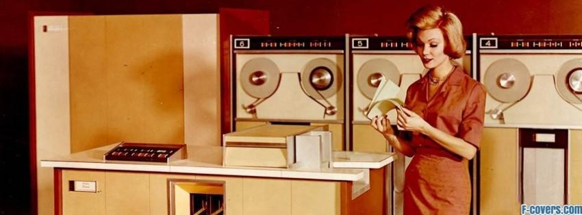 vintage computer facebook cover