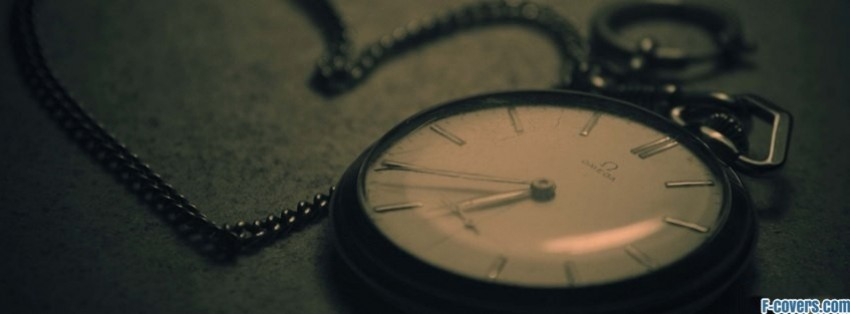 vintage pocket watch facebook cover