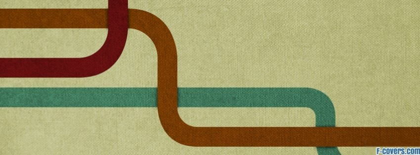 vintage retro vector facebook cover