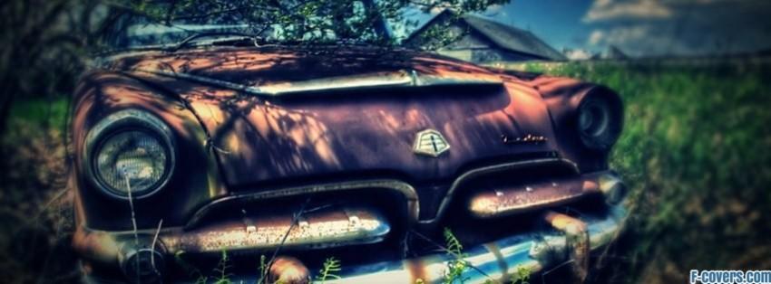 Vintage Truck Facebook Cover Timeline Photo Banner For Fb
