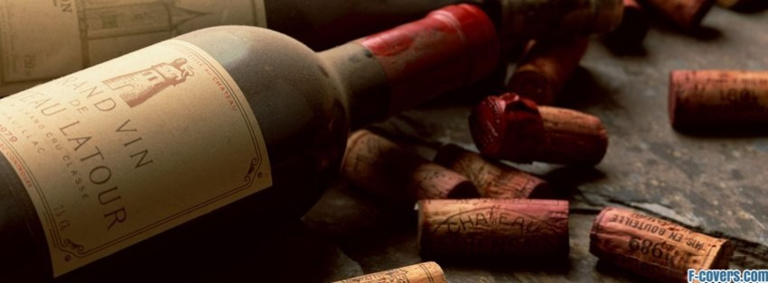vintage wine facebook cover