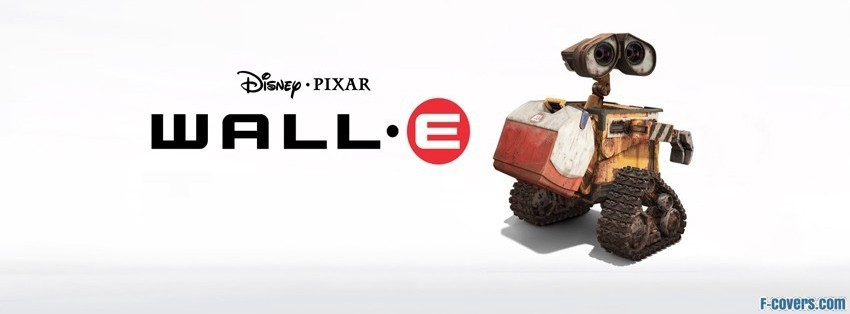 wall e facebook cover