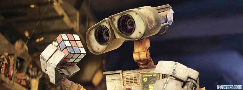 Wall E Facebook Cover Timeline Photo Banner For Fb