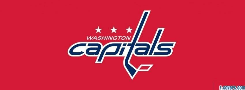 washington capitals facebook cover