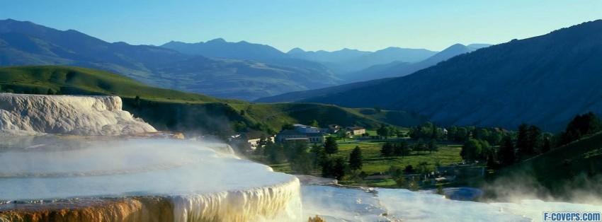 waterfalls salt water facebook cover