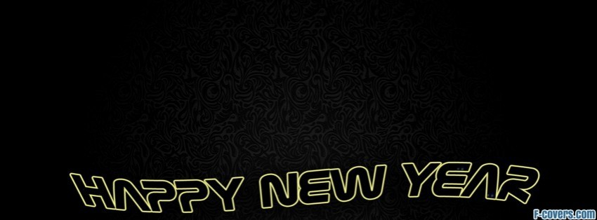 wihes happy new year 2013 nice facebook cover