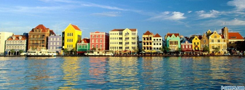 willemstad curacao facebook cover