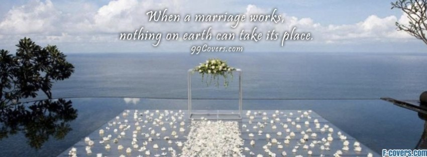 working marriage facebook cover