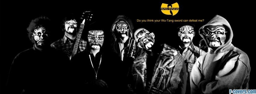 wu tang clan facebook cover