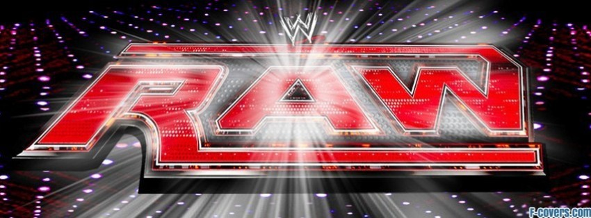 wwe raw facebook cover