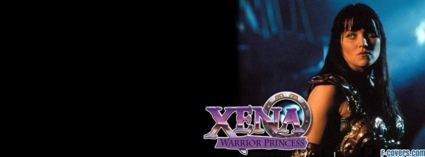 xena warrior princess facebook cover