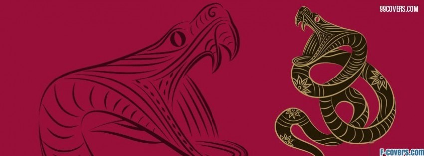 year of the snake facebook covers
