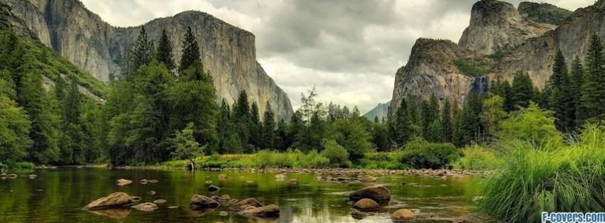 Yosemite National Park 1 Facebook Cover Timeline Photo