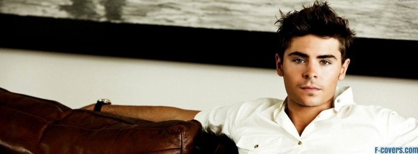 zac efron 4 facebook cover