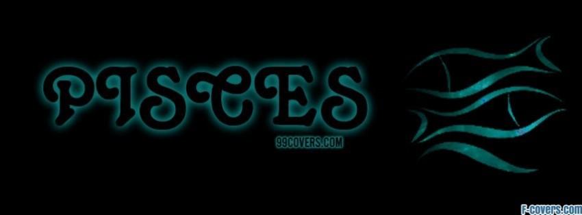 zodiac pisces facebook cover
