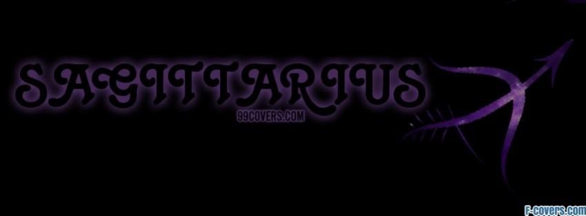 zodiac sagittarius facebook cover