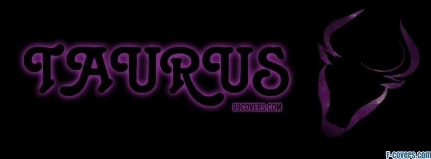zodiac taurus facebook cover