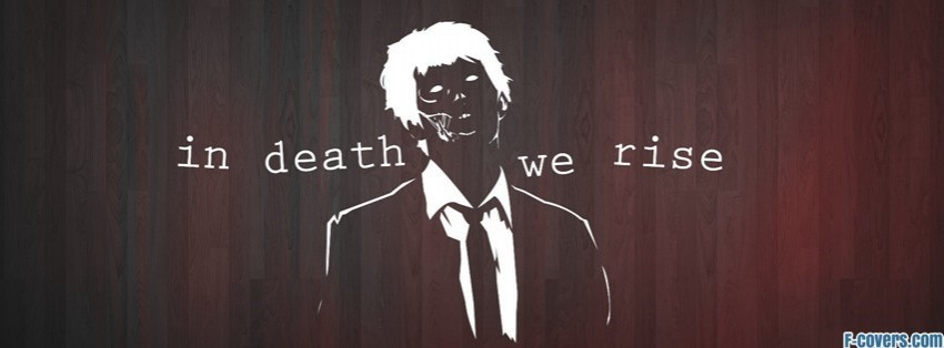 zombies in death we rise facebook cover