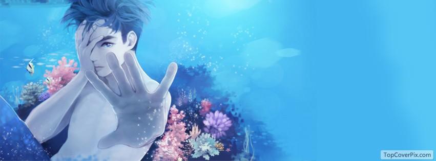 Sea Boy Name Cover For Facebook
