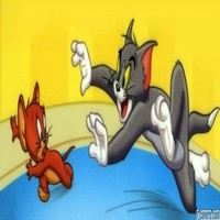 tom and jerry photo facebook cover timeline photo banner