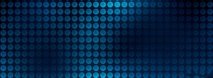 abstract blue circle pattern facebook cover timeline photo banner
