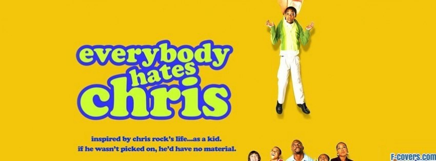 everybody hates chris facebook cover timeline photo banner for fb